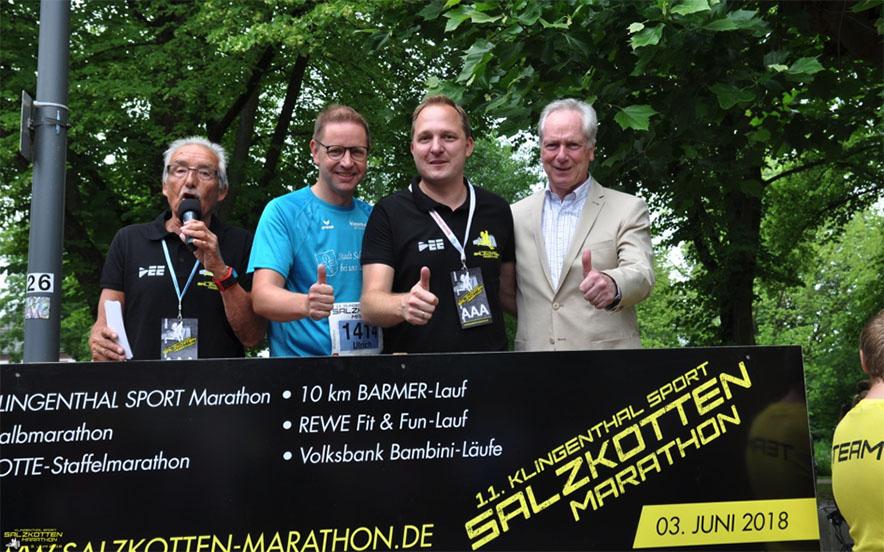 12. Klingenthal Sport Salzkotten Marathon überrascht mit Neuigkeiten