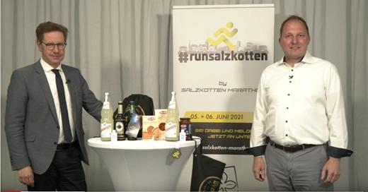 Ankündigungsclip #runsalzkotten by Salzkotten Marathon