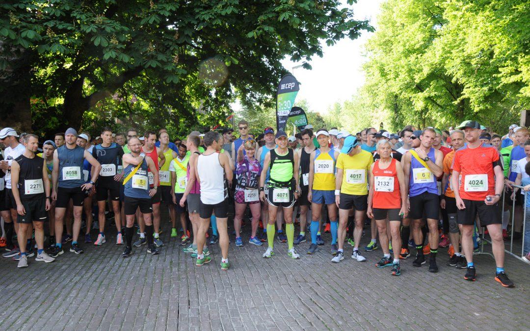 Start Marathon & Halbmarathon 2019