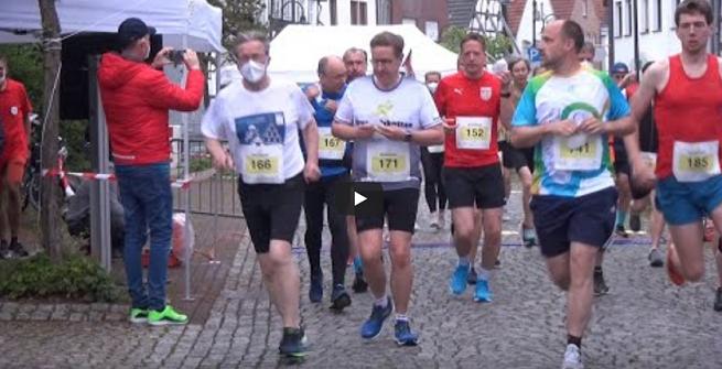 #runsalzkotten – Erster deutscher Straßenlauf seit Beginn der Pandemie